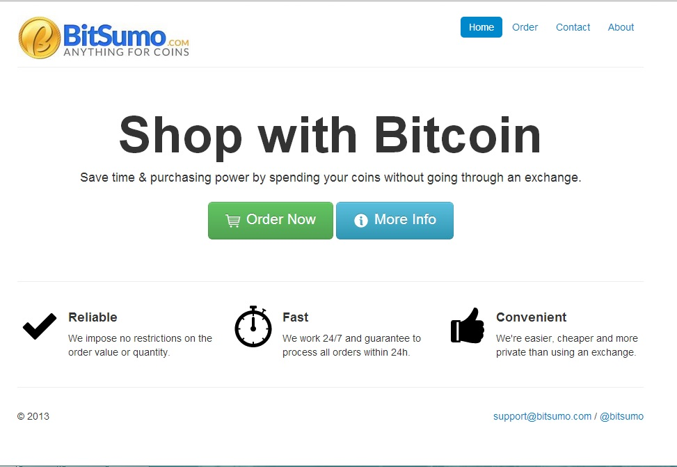 Bitsumo Screenshot