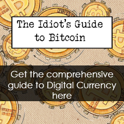 The Idiot's Guide to Bitcoin Book