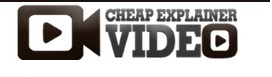 CheapExplainerVideo Logo