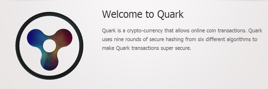 Bitcoin Alternative Quark (QRK) Increases In Value 500% In The Last Week – Features Accessible CPU Mining