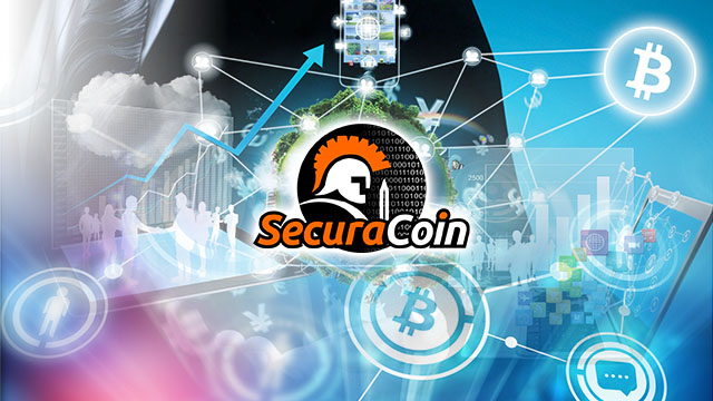 SecuraCoin Promo Image
