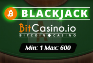 Bitcasino Blackjack logo