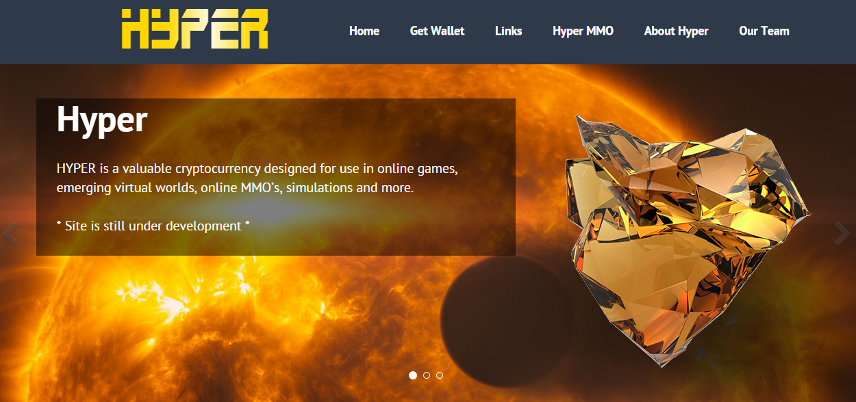 Bitcoin Gaming Cryptocurrency HYPER Announces $100 Steam Competition Launches 10 Game Servers