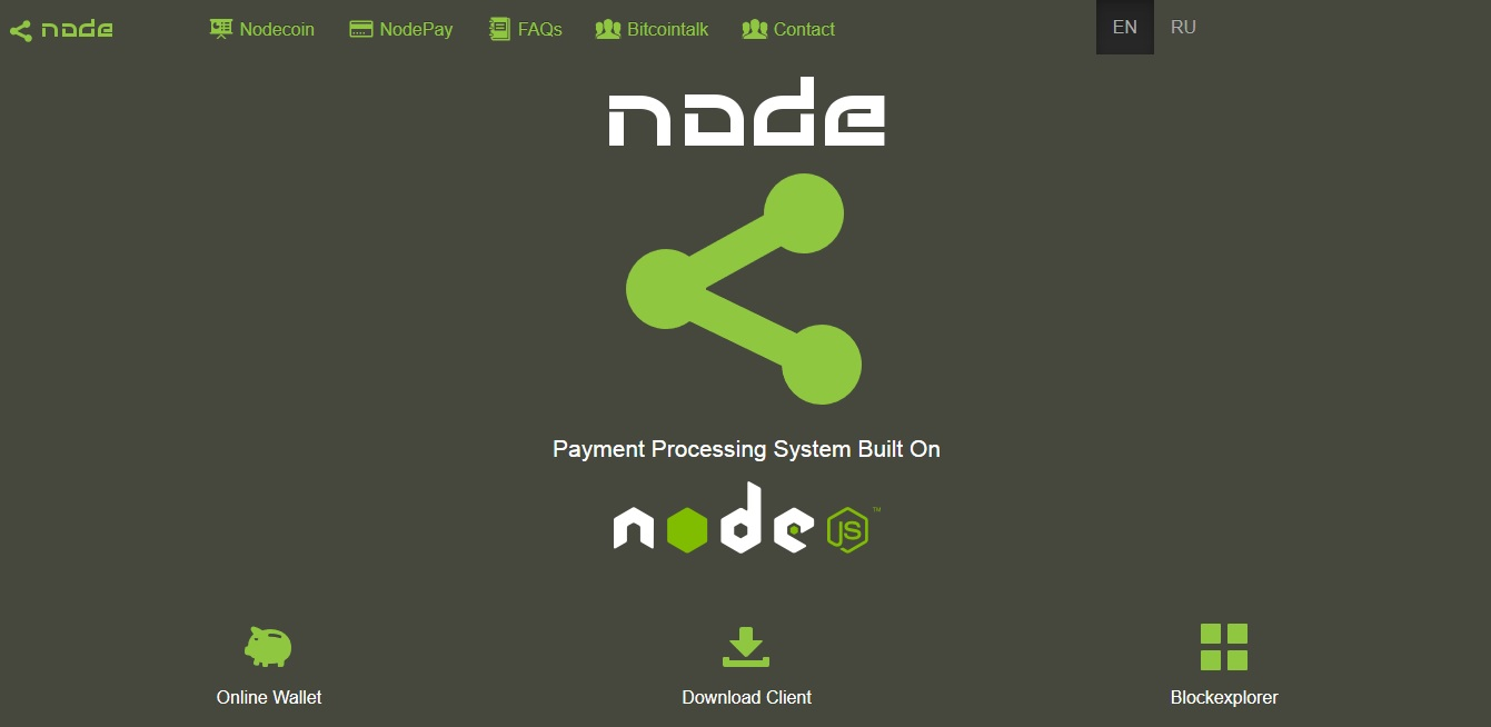 NODE Screenshot