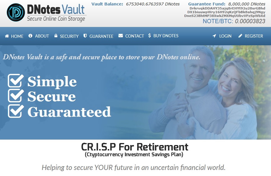 Bitcoin Alternative DNotes Launches Long Term Saving Plans With Potential To Aid The Unbanked And Retirees Worldwide