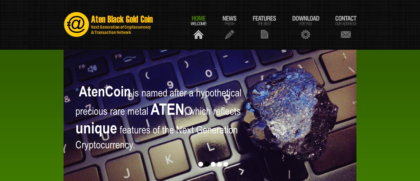 "NAC Foundation Announces Proprietary Core Technology of Aten ""Black Gold"" Coin"