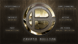Over 2 Years Old Valuable Bitcoin Alternative CryptoBullion (CBX)  Announces Unprecedented PoSP Algorithm and Expansion Into Chinese Markets