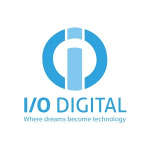 IO Digital Logo For PR