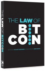 THE LAW OF BITCOIN Logo