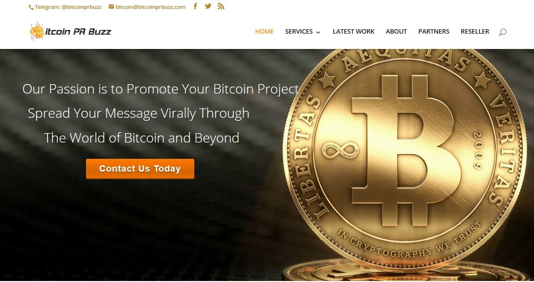 Bitcoin PR Buzz Launches Bitcoin Advertising Service With Over 10 BTC of Free Extras For Advertisers