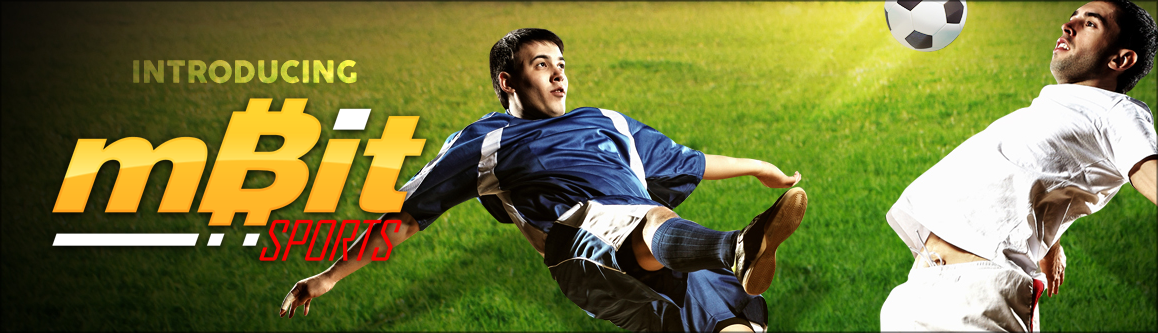 mBit Casino Bitcoin Sportsbook Comes to Life With Football, eSports and More