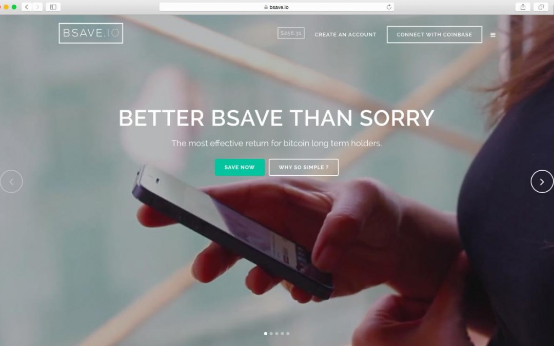 BSAVE To Launch Next Generation Of Bitcoin Savings After $400 000 Seed Investment