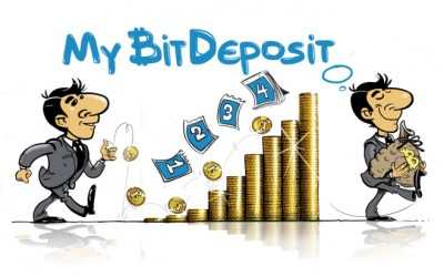 Bitcoin Deposit Platform MyBitDeposit Launches Also Supporting LTC and DASH