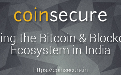 India's Leading Bitcoin Exchange Coinsecure Has Raised Over $1.2 Million in Ongoing Fund-raising Campaign