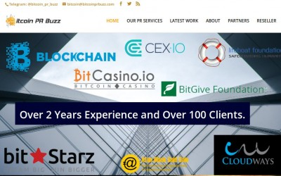 Ethereum Accepted as Payment by Established Press Release Platform Bitcoin PR Buzz