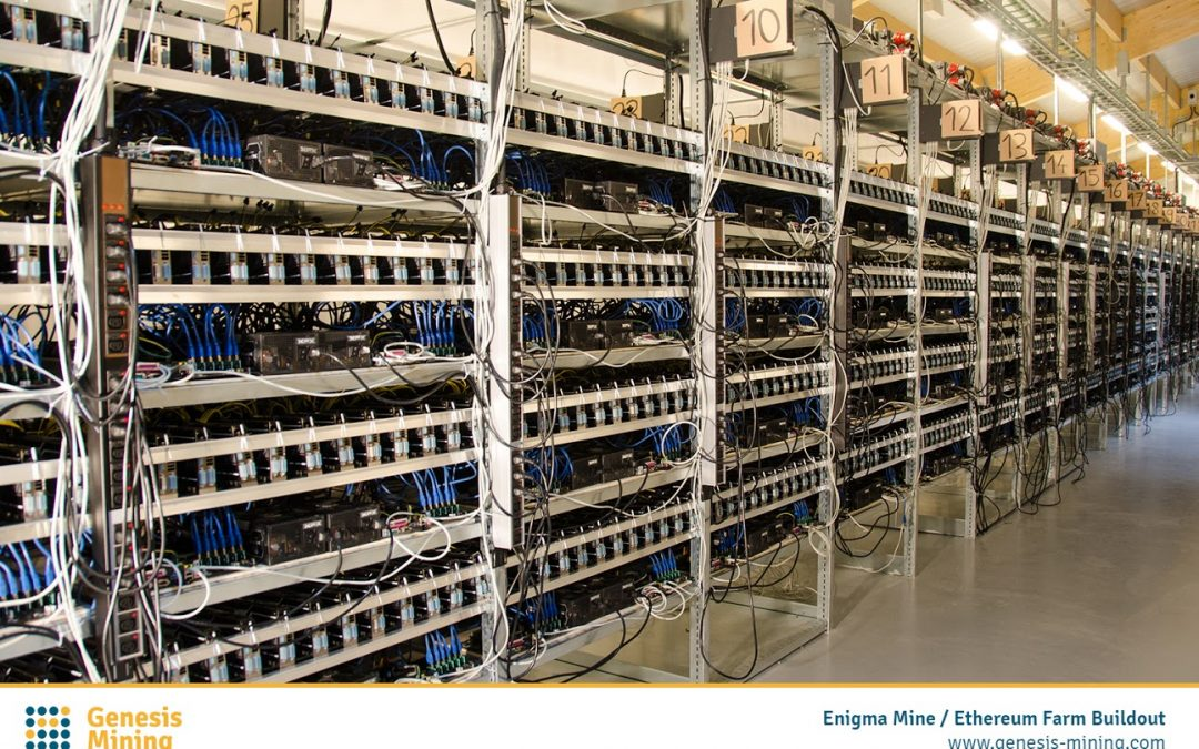World's Largest Cloud Mining Provider Genesis Mining Announces Significant Decrease in the Ethereum Mining Price