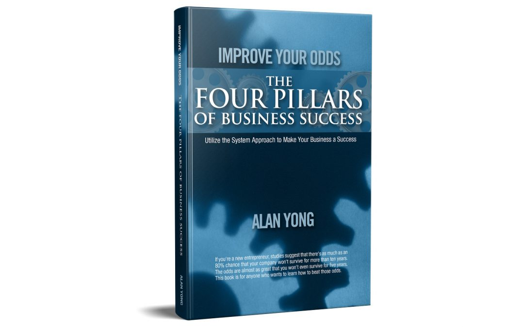 """Cryptocurrency Company DNotes Launches Kickstarter Campaign for the New Book """"The Four Pillars of Business Success"""" In the Spirit of 'Small Business Week'"""
