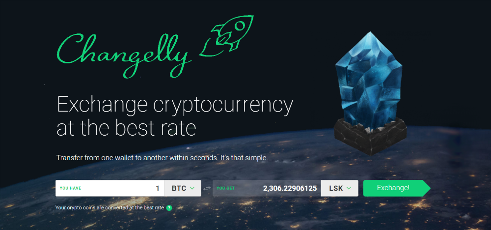 Changelly Adds Lisk to Its Instant Exchange Service