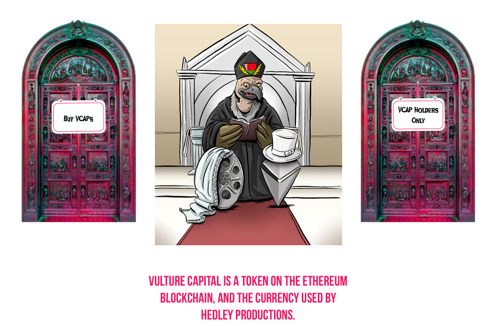 Vulture Capital Announces New Developments Following its Cryptocurrency Crowdfunding Initiative