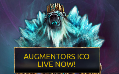 Augmentors, the Shark Tank Backed Blockchain Mobile Game Raises 883 BTC – Offers One Last Chance  to Be Part of a Gaming Revolution