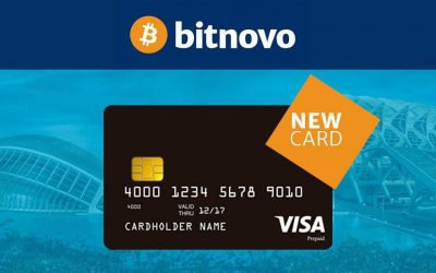 Bitnovo, the Spanish Bitcoin Platform Expands to over 130 Countries and Offers Free Virtual VISA Cards