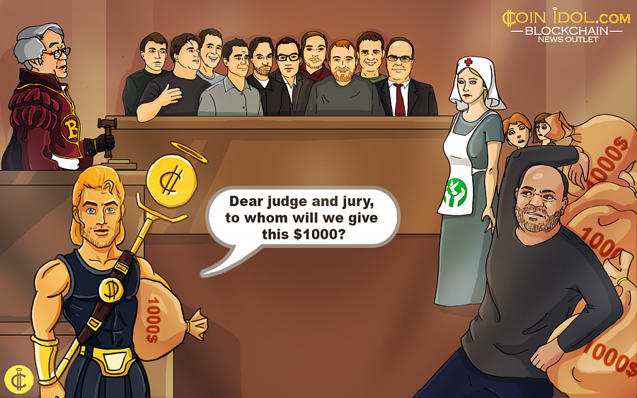 CoinIdol to Hold Public Trial of Scammers Who Stole $10 mln in Bitcoin