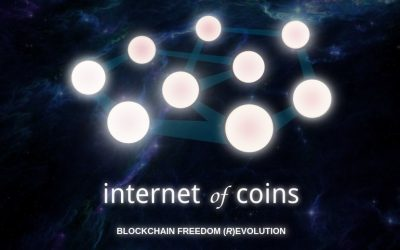 Internet of Coins Launches Hybrid Asset on Multiple Blockchains