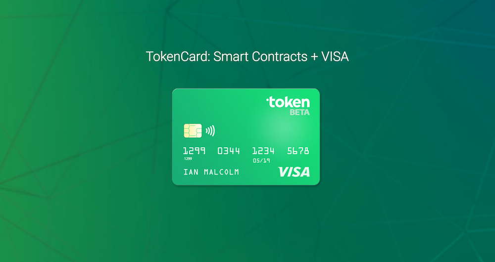 Monolith Studio Launches Crowdsale for TokenCard – World's First ERC20-Compliant Debit Card for Ethereum