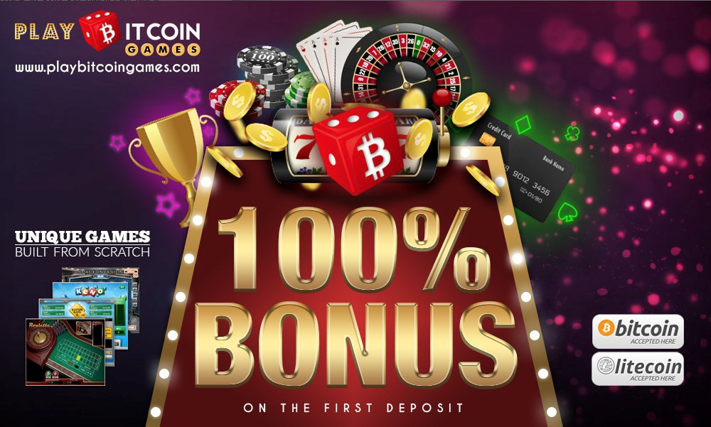 PlayBitcoinGames Casino Platform Offers a Unique Betting Experience and Big Wins