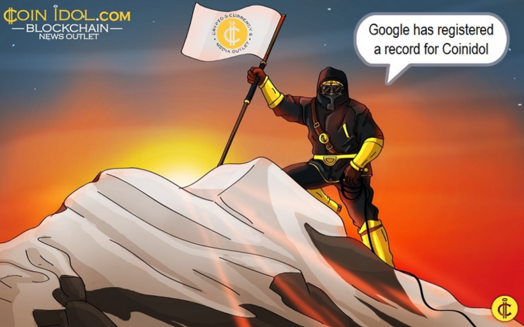 Google Registers a Record 5000 Page Views per Day for Cryptocurrency News Outlet CoinIdol