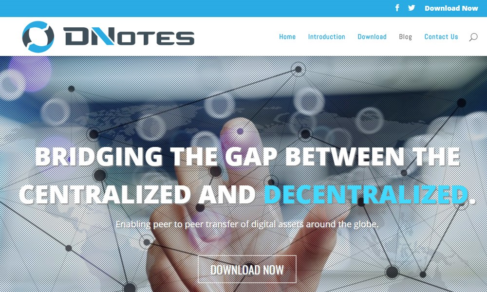 DNotes Launches New Website – Aims to Bridge the Gap Between Centralized and Decentralized Worlds