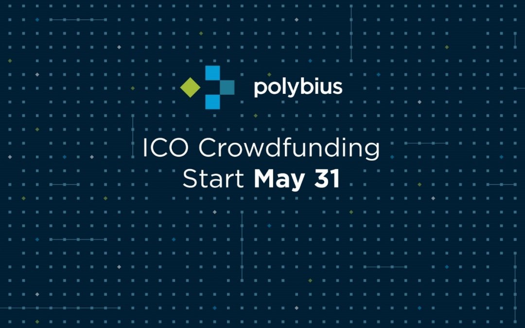 ICO Crowdfunding for the Estonian-Swiss Digital Bank Project Polybius Begins Today May 31, 2017
