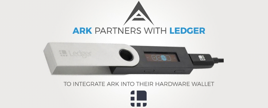 Bitcoin PR Buzz ARK Ledger Hardware Wallet