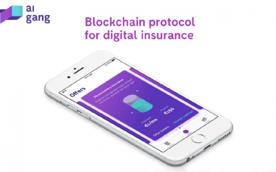 Digital Insurance Protocol Aigang Launches Blockchain Demo Apps for IoT Devices