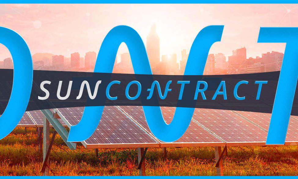 Solar Powered Energy Trading Platform SunContract Raises over 8000 Ethereum Tokens in Its Ongoing ICO