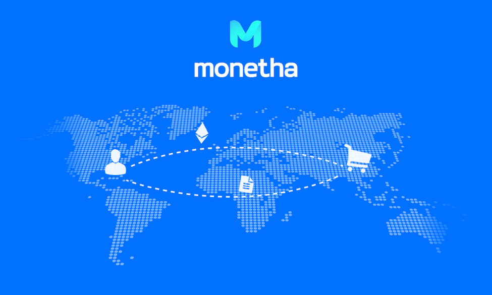 Monetha Challenges PayPal's and Trustpilot's Status Quo with the Ethereum Blockchain