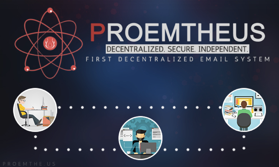 Proemtheus is Building the First Decentralized Email System to Offer Total User Privacy, Announces Presale