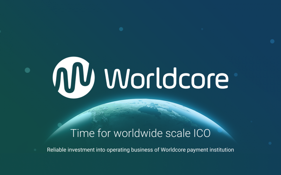 Worldcore Payment Institution Announces ICO