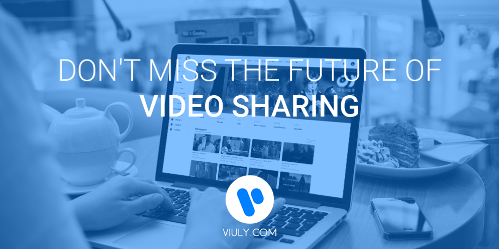 Viuly Announces World's First Decentralized Video Sharing Platform, Pre ICO 10th October 2017