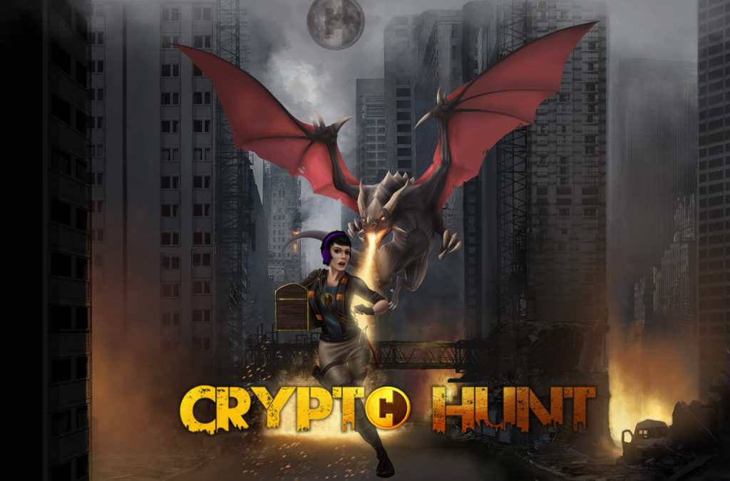 Mass Adoption on the Horizon with Cryptocentric, Augmented Reality Game CryptoHunt