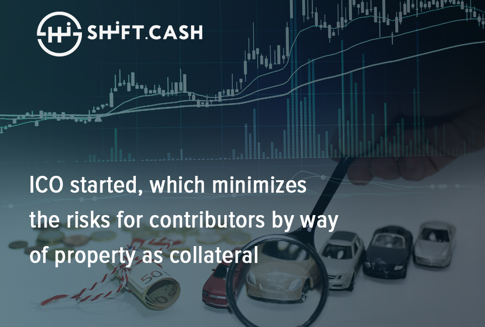 Shift.cash – Minimizes the Risks for Contributors By Way of Actual Property as Collateral