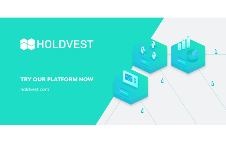 HOLDVEST Launch Universal Crypto Trading Portal