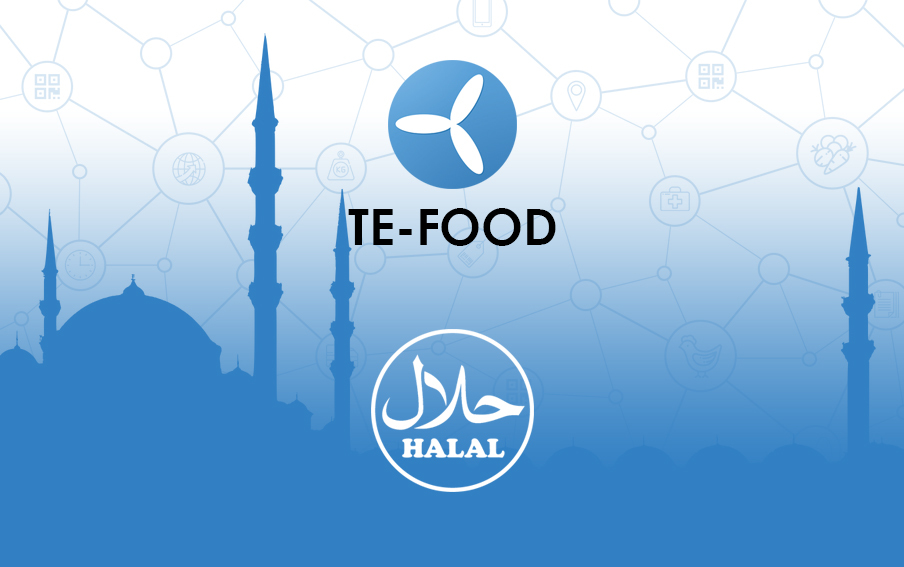 TE-FOOD Partners with HALAL TRAIL Bringing Halal Food Companies to the Blockchain