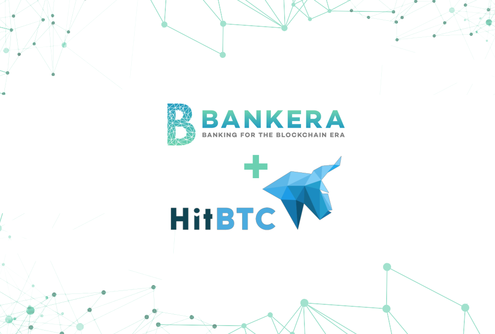 Bankera's BNK Token to be Listed on HitBTC
