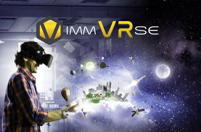 ImmVRse is Aiming to Become the Leading VR Content Sharing Platform Within the Next Decade