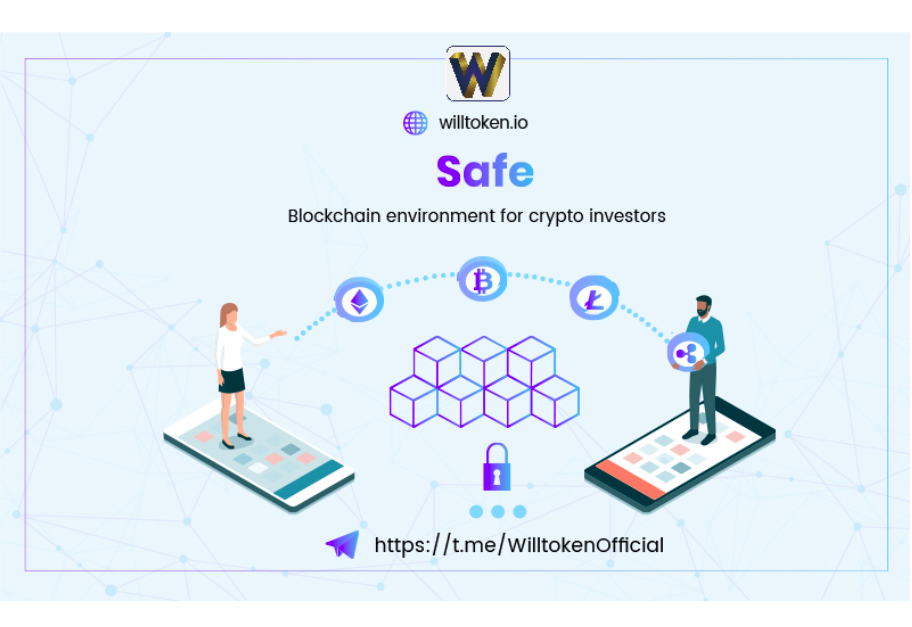 Digitrust Corporation Launches Willtoken for automatic transfer of Crypto Assets to Legal Heirs
