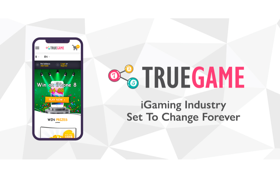 TrueGame Successfully Complete Token Sale: The Evolution of the iGaming Industry