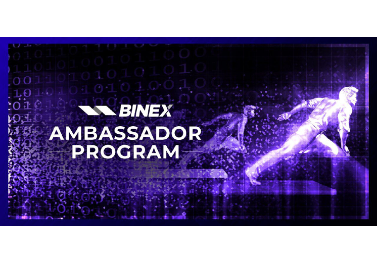 BINEX.TRADE Announces Ambassador Program: Join the Forces and Lead the Way