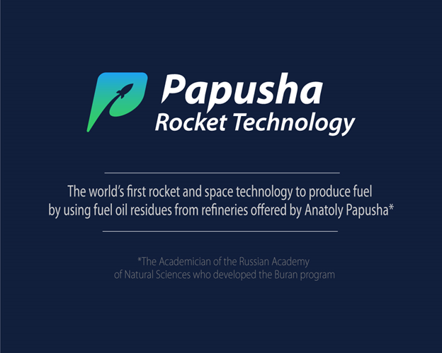 Papusha Rocket Technology – World's First ICO to Clean Up the Earth!