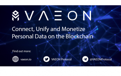 VAEON Secures First EOS VC Fund Contribution